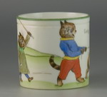 Paragon Tinker Tailor Series Mug by Louis Wain (Sold)