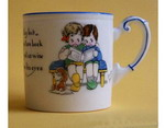 Beatrice Mallet Child's Mug by Paragon - (Sold)