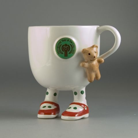 Carlton Ware Walking Ware Year of the Child Cup - (Sold)