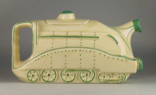 1930s Train Teapot - (Sold)