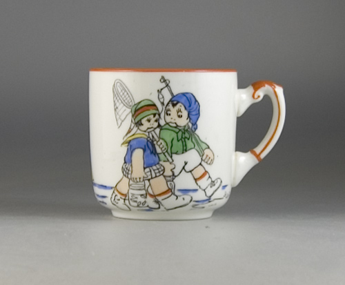 Paragon China Child's Cup by Beatrice Mallet (Sold)