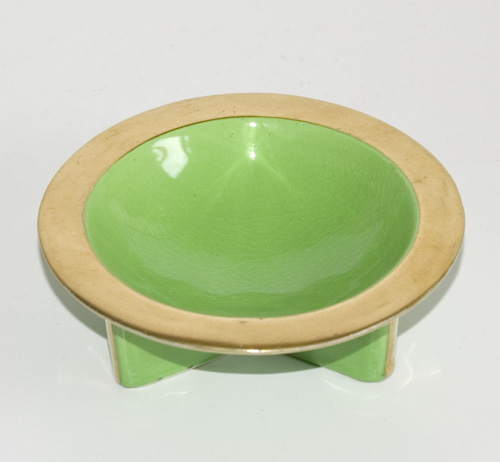 Carlton Ware Art Deco Dish - (Sold)