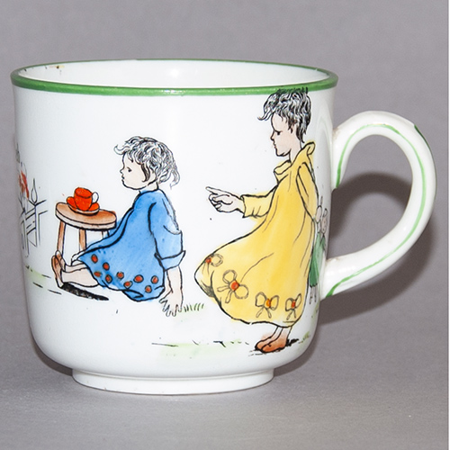Paragon Mother Goose Series Cup by Chloe Preston